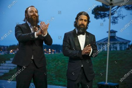 Editorial picture of 93rd Academy Awards - , Stockholm, Sweden - 26 Apr 2021