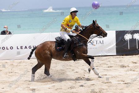 Stock Photo of Nacho Figueras - Team Seminole Casino