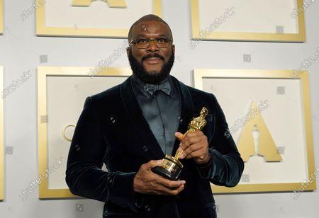 Editorial image of Press Room - 93rd Academy Awards, Los Angeles, USA - 25 Apr 2021