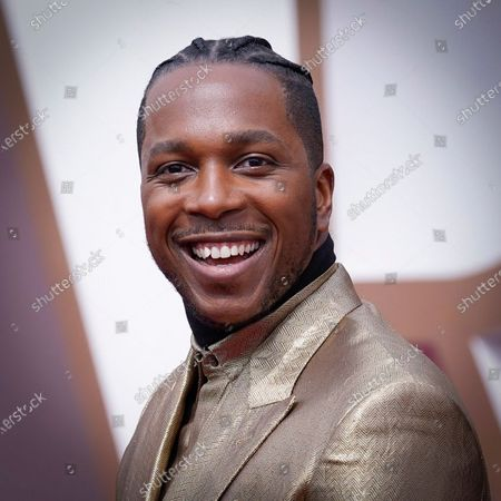 Stock Picture of Leslie Odom Jr. arrives at the Oscars