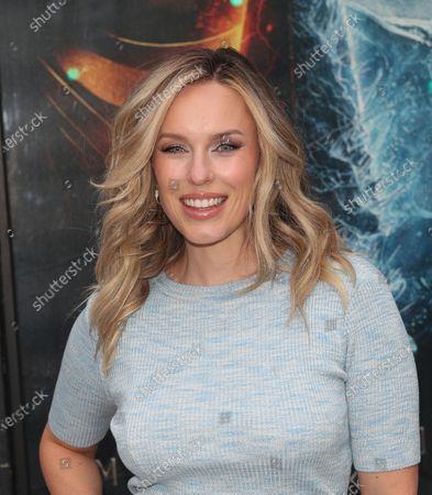 Editorial image of 'Mortal Kombat' film premiere, Los Angeles, California, USA - 23 Apr 2021