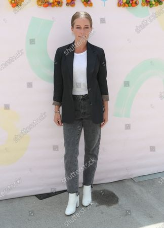 Editorial photo of Luxury Palnt based skincare line, Evereden, celebrates the launch of their new clean kids line, Los Angeles, California, USA - 24 Apr 2021