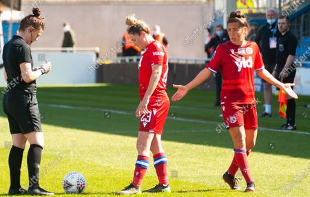 What ref? from Fara Williams (#4 Reading)
