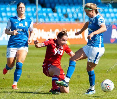 Editorial image of Birmingham City v Reading, Womens Super League, SportNation.bet Stadium, Solihull, UK - 25 Apr 2021