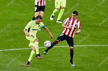 Jorge Resurreccion Koke of Atletico de Madrid