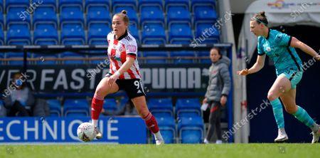 Katie Wilkinson ( 9 Sheffield Utd )