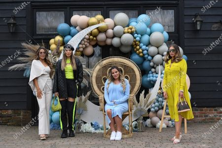 Editorial picture of Exclusive - 'The Only Way is Essex' TV show filming, UK - 24 Apr 2021