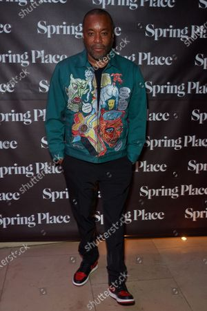 Editorial photo of Andra Day Hosts Oscars After-Party, Spring Place Beverly Hills, Los Angeles, California, USA - 25 Apr 2021