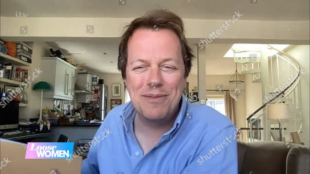 Stock Photo of Tom Parker Bowles