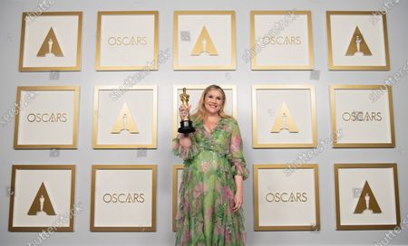 Editorial image of 93rd Annual Academy Awards, General Photo Room, Los Angeles, USA - 25 Apr 2021