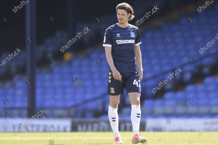 Editorial image of Southend United v Leyton Orient, Sky Bet League Two, Football, Roots Hall, Southend, United Kingdom - 24 Apr 2021