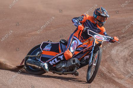 Editorial image of Belle Vue Experience Training Day - Speedway, Manchester, United Kingdom - 25 Apr 2021