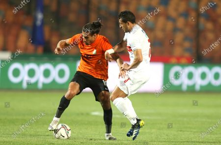 Editorial picture of Zamalek SC vs National Bank of Egypt SC, Cairo - 26 Apr 2021