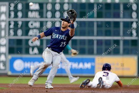 Editorial picture of Mariners Astros Baseball, Houston, United States - 26 Apr 2021