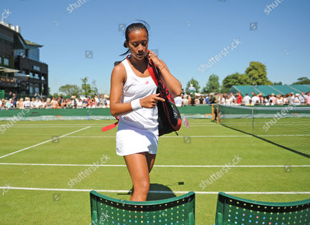 Stock Image of Ann Keothavong