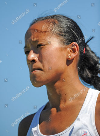 Stock Picture of Ann Keothavong