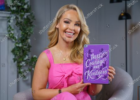 Katie Piper is doing a special reading of Cinderella from Tales of Courage & Kindness, a new storybook collection featuring 14 never-before-told Disney Princess stories to help inspire a kinder world. The storybook is being made available to families around the world for free at DisneyPrincessStories.co.uk. The stories are being dedicated to children who have exhibited extraordinary acts of courage and kindness, with other names lending their support to the initiative including Mandy Moore, Millie Mackintosh and Kelly Marie Tran. It follows research that kindness is the most important quality parents want to teach their children.