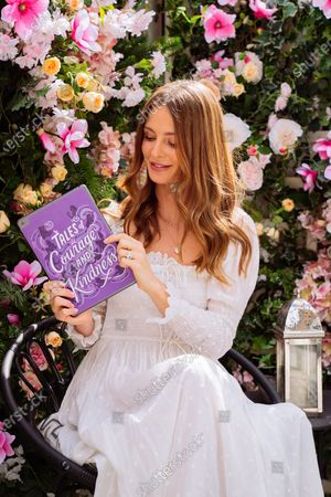 Editorial image of Disney 'Tales of Courage and Kindness' book photocall, London, UK - 27 Apr 2021