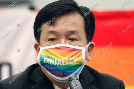 Editorial photo of LGBTQ Equality, Tokyo, Japan - 27 Apr 2021