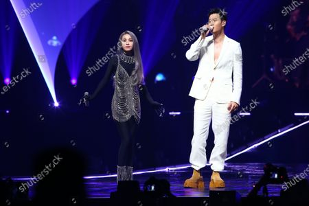 Editorial photo of 'Ugly Beauty' world tour concert, Taipei, Taiwan, China - 26 Apr 2021