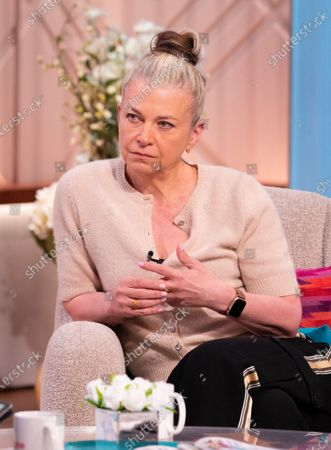 Editorial picture of 'Lorraine' TV Show, London, UK - 27 Apr 2021