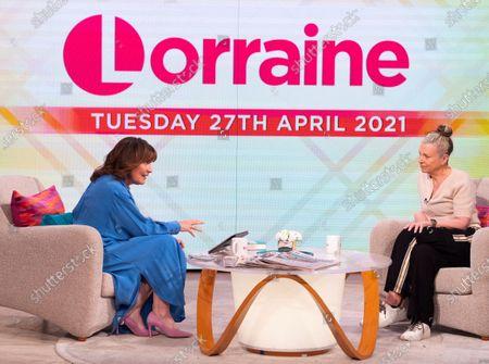 Lorraine Kelly, Jane Fallon