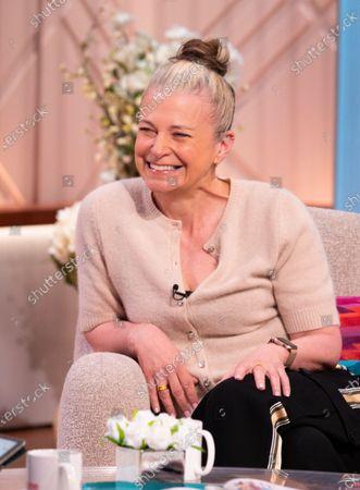 Editorial image of 'Lorraine' TV Show, London, UK - 27 Apr 2021