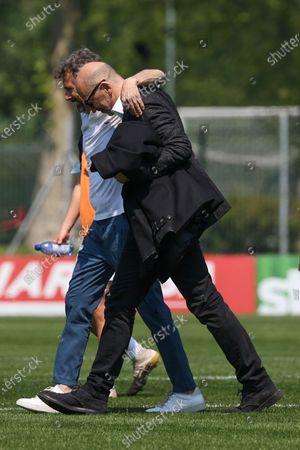 Ceo Milan Ivan Gazidis , Maurizio Ganz Head coach  Milan