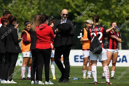 Ceo Milan Ivan Gazidis