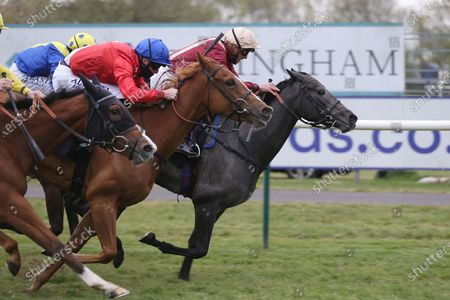 Editorial picture of Nottingham Races, Horse Racing - 27 Apr 2021