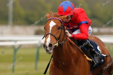 Editorial photo of Horse Racing - 27 Apr 2021