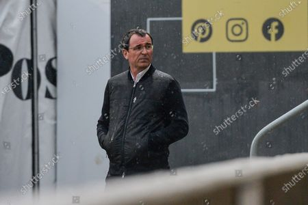 Stock Picture of Gary Bowyer during the EFL Sky Bet League 2 match between Bradford City and Salford City at the Utilita Energy Stadium, Bradford