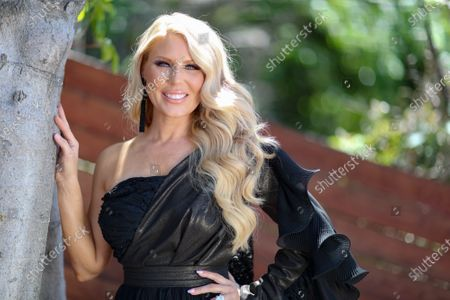 Gretchen Rossi attends the Jonathan Marc Stein virtual show