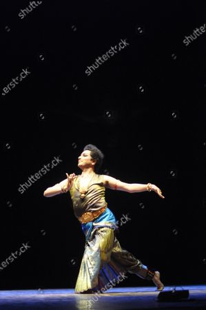 Editorial picture of Last cultural Program of 2nd wave of Covid19, Calcutta, West Bengal, India - 27 Apr 2021