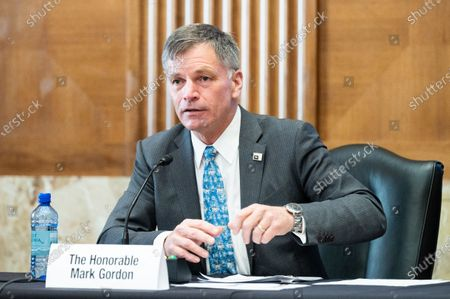 Editorial picture of Senate Energy and Natural Resources Hearing in Washington, USA - 27 Apr 2021