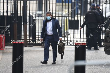 Editorial image of Politicians in London, Westminster, London, UK - 28 Apr 2021