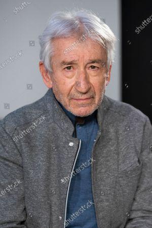 Editorial picture of Jose Sacristan portrait session, Madrid, Spain - 27 Apr 2021
