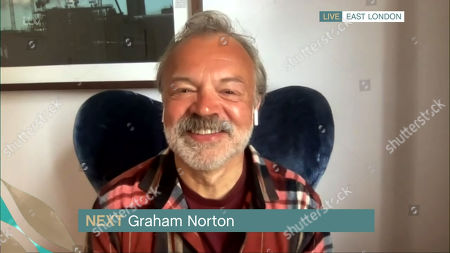 Stock Image of Graham Norton