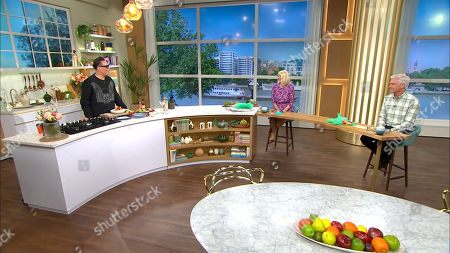 Editorial picture of 'This Morning' TV Show, London, UK - 28 Apr 2021