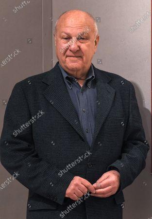 Editorial picture of Harvey Goldsmith at Bonhams, London, UK - 28 Apr 2021