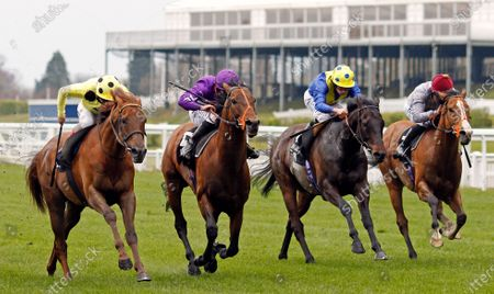 Editorial image of Horse Racing - 28 Apr 2021
