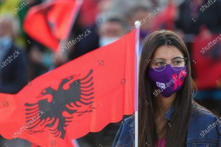 Editorial image of Albania Tirana Parliamentary Elections - 27 Apr 2021