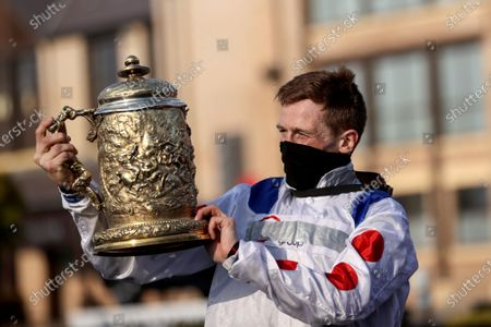 Editorial photo of Punchestown Racing Festival, Punchestown Racecourse, Co. Kildare - 28 Apr 2021