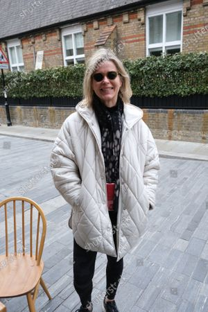 Lady Helen Taylor shopping on her birthday
