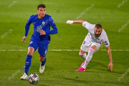 Thiago Silva of Chelsea FC