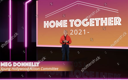 Editorial photo of LA Family Housing's Home Together Virtual Event, Presented by RBC|City National Bank and The Smidt Foundation, USA - 28 Apr 2021