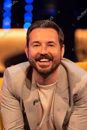 Editorial picture of 'The Jonathan Ross Show' TV show, Series 17, Episode 4, London, UK - 01 May 2021