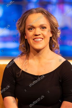 Editorial photo of 'The Jonathan Ross Show' TV show, Series 17, Episode 4, London, UK - 01 May 2021