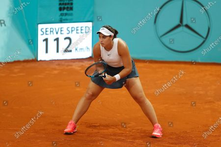 Editorial image of Mutua Madrid Open 2021, Madrid, Spain - 28 Apr 2021