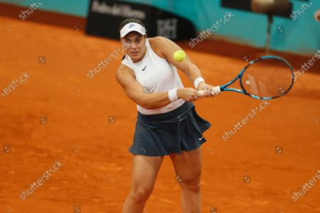 Editorial picture of Mutua Madrid Open 2021, Madrid, Spain - 28 Apr 2021